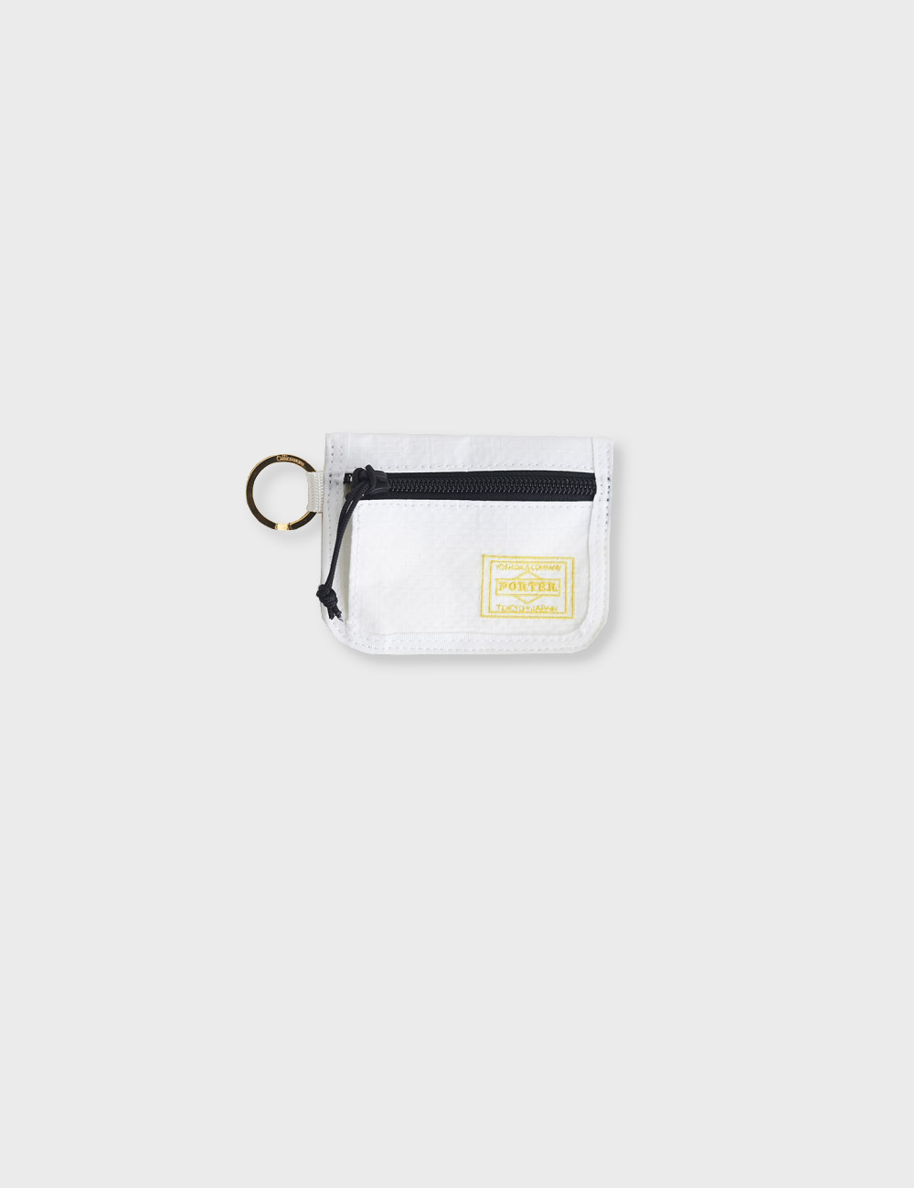 DIGAWEL : COIN POUCH (WHITE)