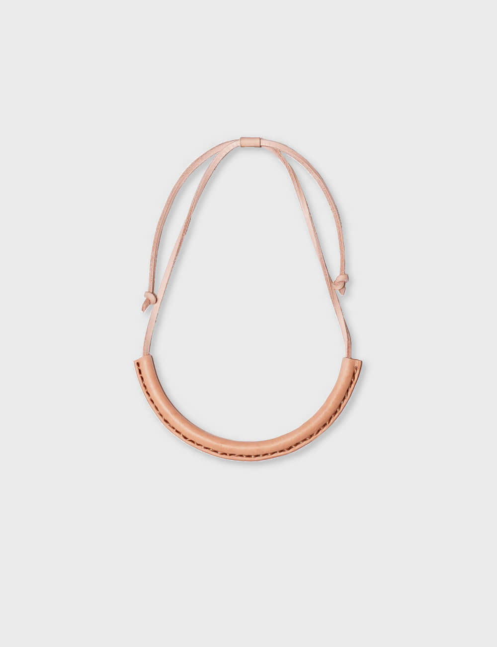 crescioni : CIRCUIT NECKLACE (NATURAL)
